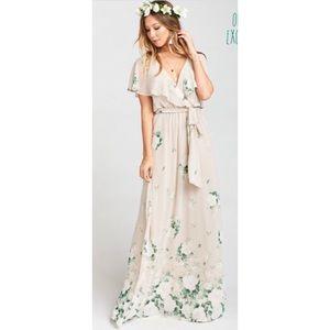 Show Me Your Mumu Bouquet Toss Bridesmaid Dress